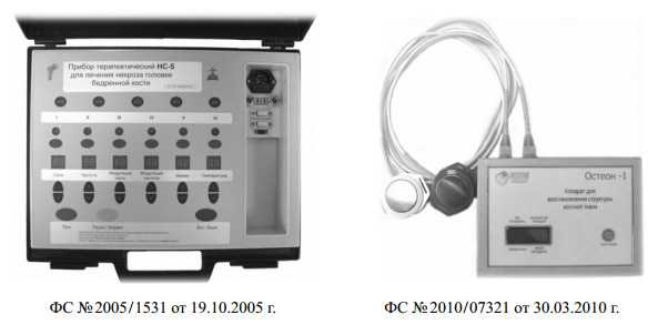 Терапевтические аппараты для лечения АНГБК